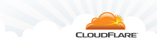 CloudFlare Banner